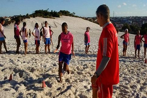futebol feminino sfc esporte clube 1