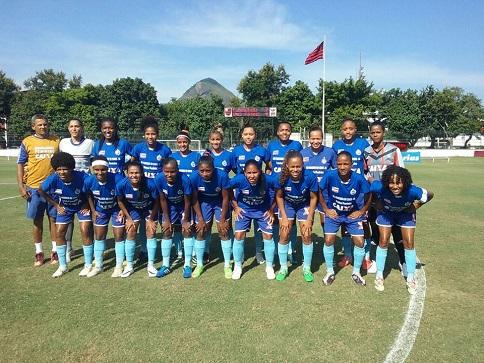 futebol feminino sfc esporte clube