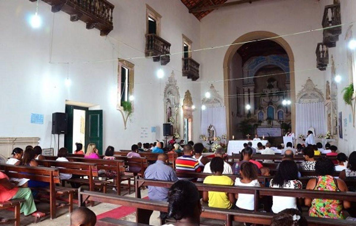 Quase Paróquia do Monte realizará a Missa dos Santos Óleos na quinta-feira (18) da Semana Santa