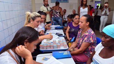Comunidades de Paramirim, Coroado, Madruga e Vencimento recebem o cartão PAS Mais