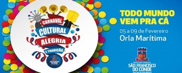 Carnaval Cultural – Alegria e Tradição está com programação repleta de atrações