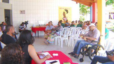 Comunidade de São Bento recebeu o Escuta nos Bairros nesta quinta (17)