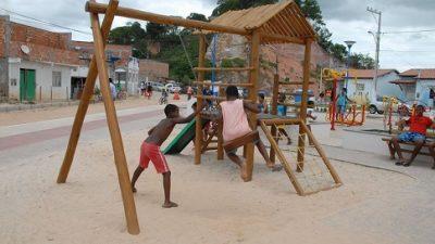É trabalho: Prefeitura entregou Espaço de Esporte e Lazer Antônio Pascoal Batista através do Projeto TraSFormar