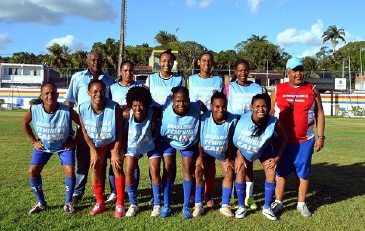 Time feminino irá jogar nesta quarta (23) no Junqueira Ayres
