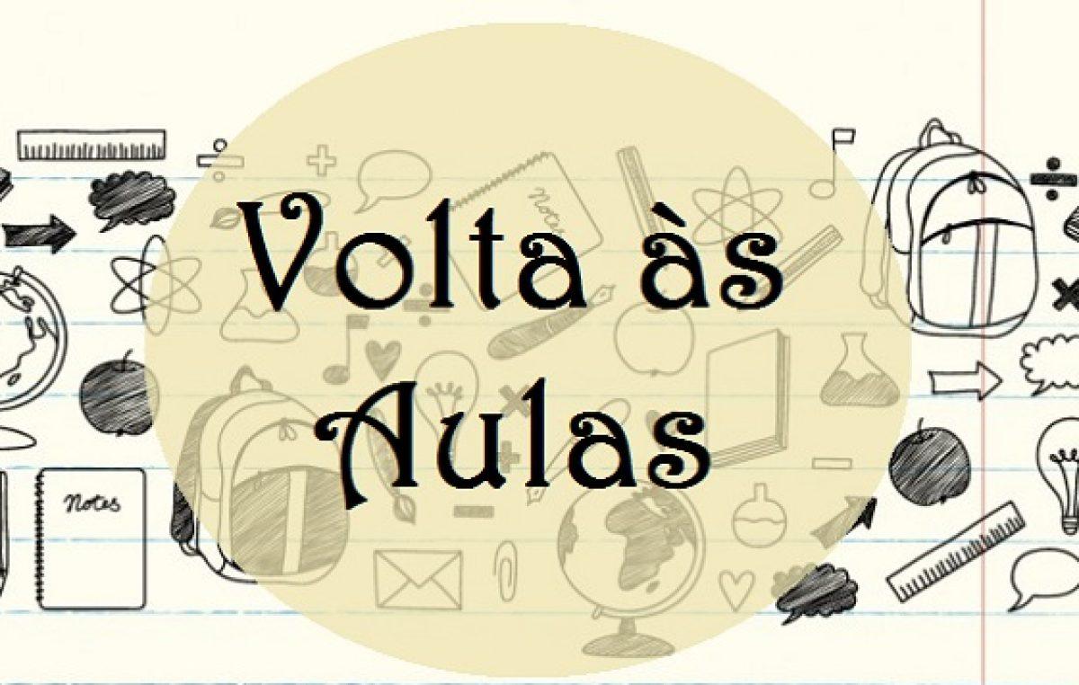 Volta às aulas na Rede Municipal de Ensino será amanhã (Quinta-feira), em São Francisco do Conde