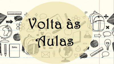Volta às aulas na Rede Municipal de Ensino de São Francisco do Conde será no dia 17 de fevereiro