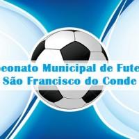 Semifinal do Campeonato Municipal de Futebol será no sábado, 04