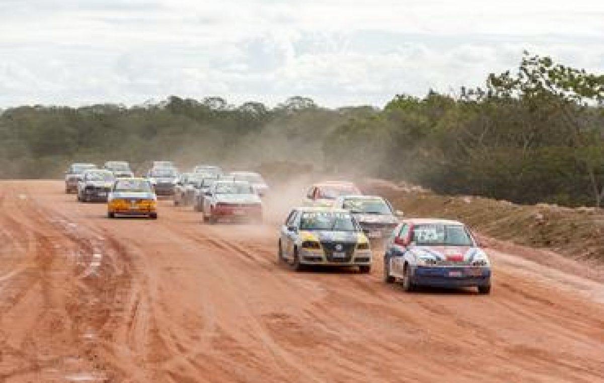 SESCOP realiza obras, limpeza e conservação na pista do Autódromo Internacional da Bahia
