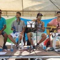 O domingo (22) no Caípe foi animado pelo I Festival Cultural MOVE ARTE