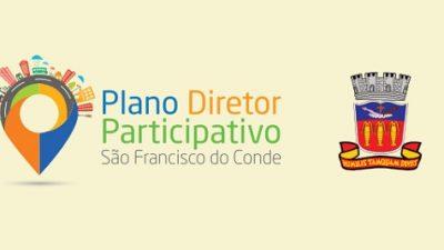 Terceira audiência do Plano Diretor de Desenvolvimento Municipal acontecerá quinta-feira (9)
