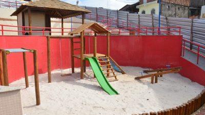 TranSFormar: Prefeitura vai entregar a Praça Delcio dos Reis Cardoso, na Pitangueira