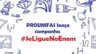 #SeLigueNoEnem – Estudantes que não possuem acesso a internet podem se inscrever no PROUNIFAS ou Posto do Caípe