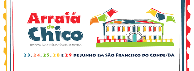 arraia do chico 2016