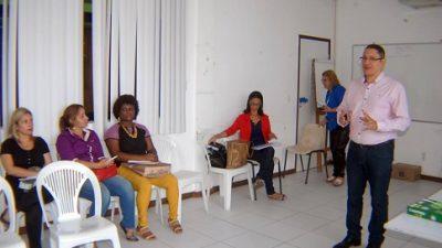 """Gestão Administrativa promoveu o treinamento """"Mudanças em Tempo de Crise"""""""