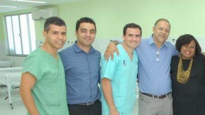 São Francisco do Conde é o 1° município do Recôncavo Baiano a realizar cirurgia por videolaparoscopia em hospital público