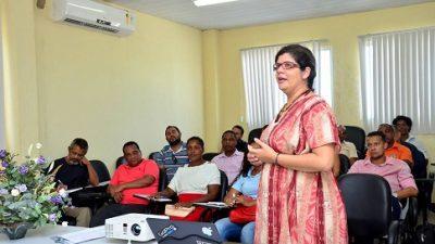 Núcleo Gestor do Plano Diretor de Desenvolvimento Municipal – PDDM participou de uma capacitação