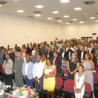 Membros do COMEFSFC, ABMESFC e PROGEL foram empossados em nova diretoria