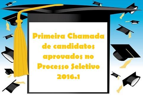 prounifas-2 Primeira Chamada de candidatos aprovados no Processo Seletivo 2016.1