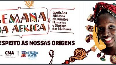 Semana da África será realizada em São Francisco do Conde entre os dias 24 e 28 de maio