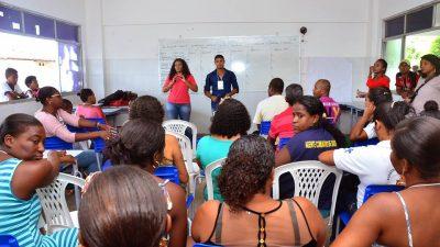 A segunda audiência do PDDM aconteceu no Centro Educacional Claudionor Batista no dia 06