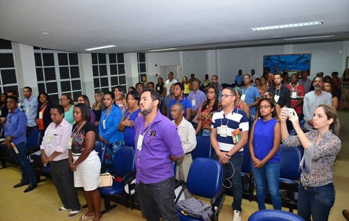 A primeira audiência do Plano Diretor de Desenvolvimento Municipal aconteceu na Escola Arlete Magalhães