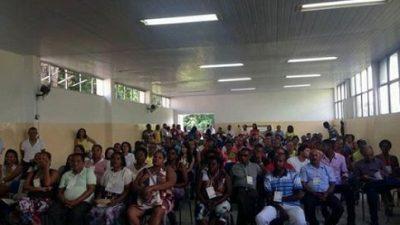 Terceira audiência do PDDM reuniu a comunidade no Centro de Estudos e Aperfeiçoamento do Saber – CEAS