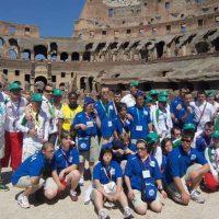 Atleta franciscana da APAE participará de competição na Itália