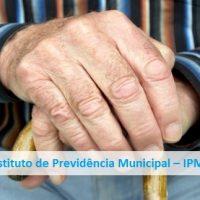 Instituto de Previdência Municipal – IPM estará realizando o recadastramento anual dos aposentados e pensionistas