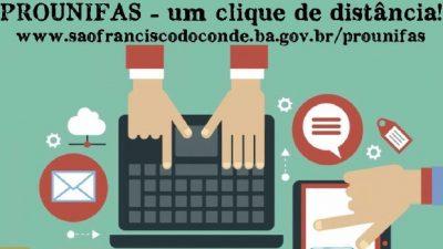 SEDUC lança plataforma online de serviços para universitários franciscanos