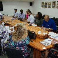 Senegaleses estão na Bahia para trocar experiências nas áreas da saúde, educação, infraestrutura e esportes