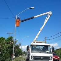 Serviços de poda de árvores e troca de lâmpadas devem ser solicitados a SESP