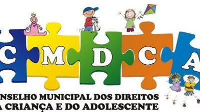 Novos conselheiros do CMDCA tomam posse nesta quarta-feira, 23 de novembro