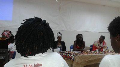 """Unilab apresentou o Dia da Mulher Africana com o tema: """"A luta pelos direitos é longa e de todas"""""""