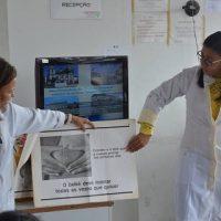 Secretaria da Saúde vem incentivando o aleitamento materno através de ações nas unidades