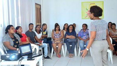 SEGAD realizou treinamento para servidores municipais
