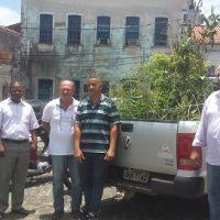 Secretaria do Meio Ambiente recebeu 270 mudas de árvores