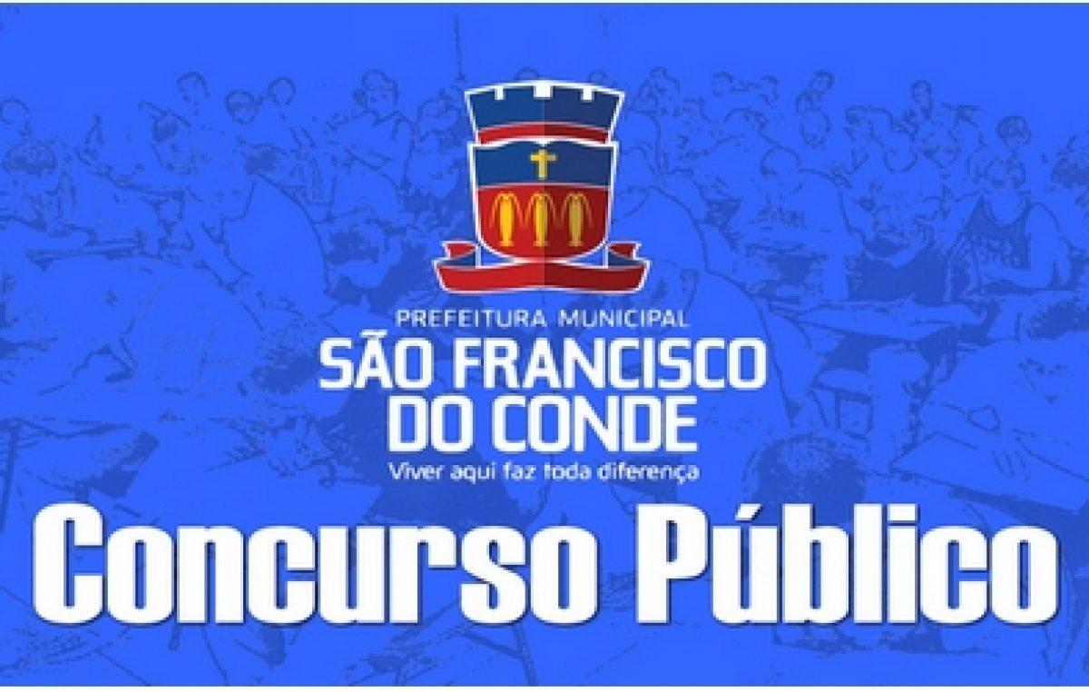 Concurso Público é realidade em São Francisco do Conde
