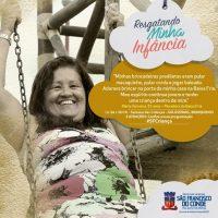 """SECULT está promovendo Semana da Criança com tema """"Resgatando Minha Infância"""""""