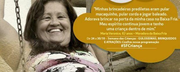 """SECULT promoverá Semana da Criança com tema """"Resgatando Minha Infância"""" entre os dias 24 e 31"""