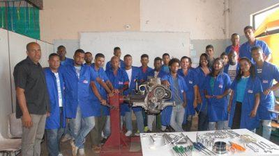 SEDEC realizará nesta terça-feira (07) uma solenidade de certificação para os alunos do curso de Mecânica Náutica