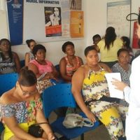 Outubro Rosa: Unidades de Saúde da Família e CRESAM estão na luta contra o câncer de mama