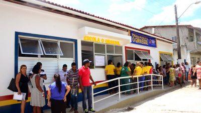 Escola Girassol foi entregue a comunidade do Ilhote