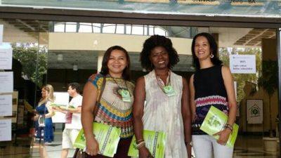 Representantes da Prefeitura participaram do II Congresso Brasileiro de Educação Ambiental Interdisciplinar