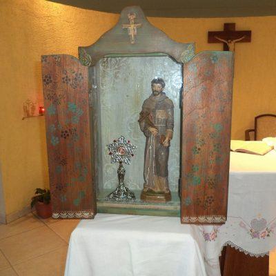 Passagem de Imagem e Relíquia de São Francisco de Assis pelo município de São Francisco do Conde