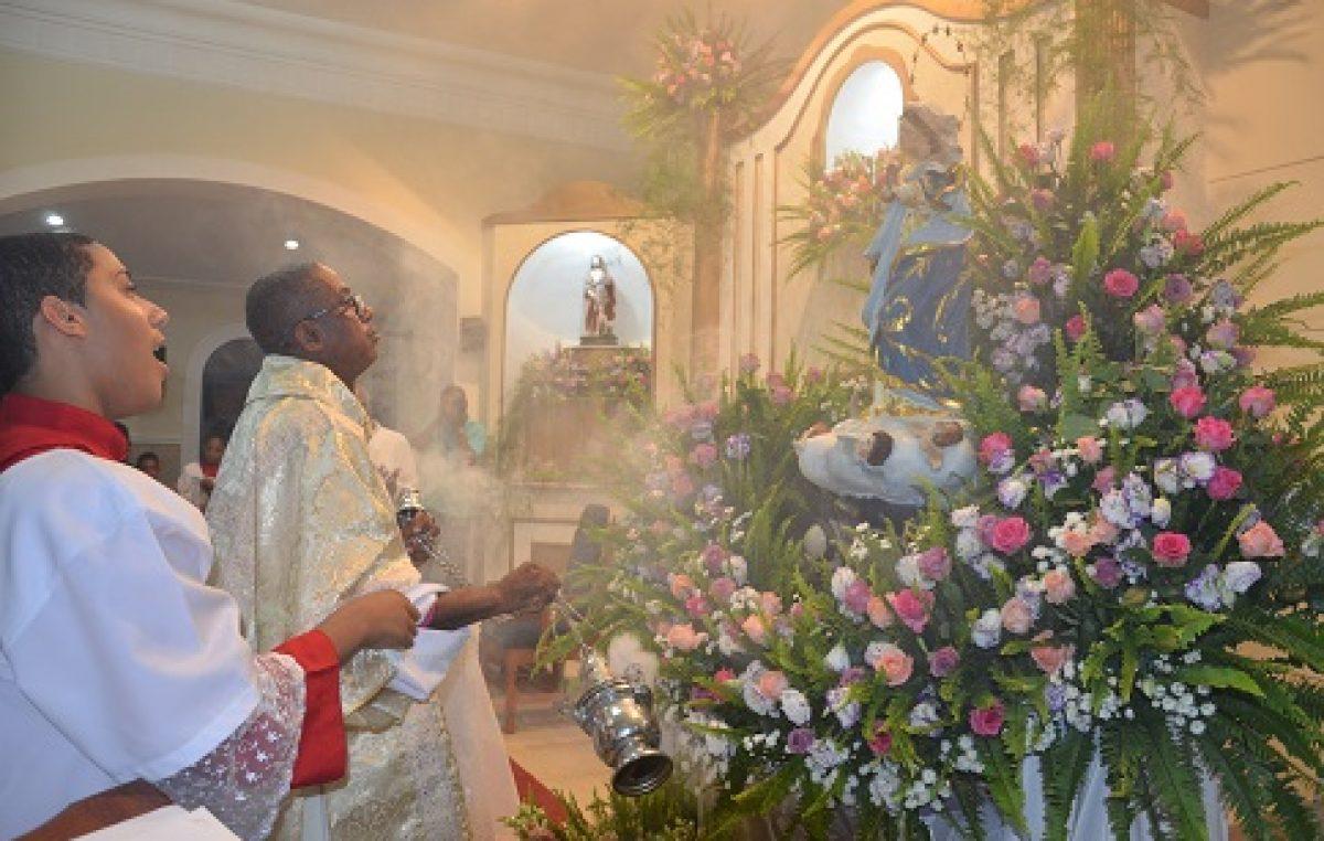 Bairro do Caípe de Cima terá missa e procissão em louvor a Nossa Senhora da Conceição