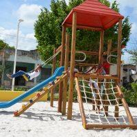TranSFormar: Comunidade de Paramirim esperou por mais de 20 anos a reforma da Praça Alzira Sant'ana da Cruz