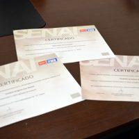 Qualificação Profissional: 420 jovens foram certificados em cursos do SENAI em São Francisco do Conde