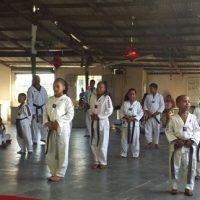 Mais de 30 atletas passaram por Exame de Troca de Faixa no Taekwondo em São Francisco do Conde