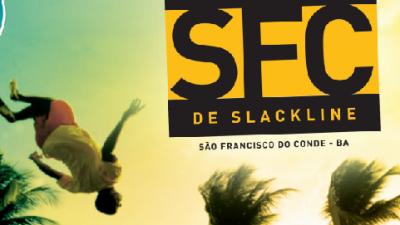 São Francisco do Conde vai sediar 1° Campeonato SFC de Slackline