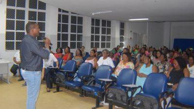 V Encontro de Integração da Viverde reuniu funcionários no auditório do CEJAL